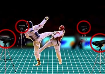 Embedded thumbnail for Auto-Scoring & Management in Taekwondo