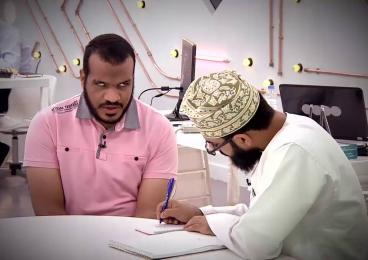 Embedded thumbnail for Braille Translator of Scanned Arabic