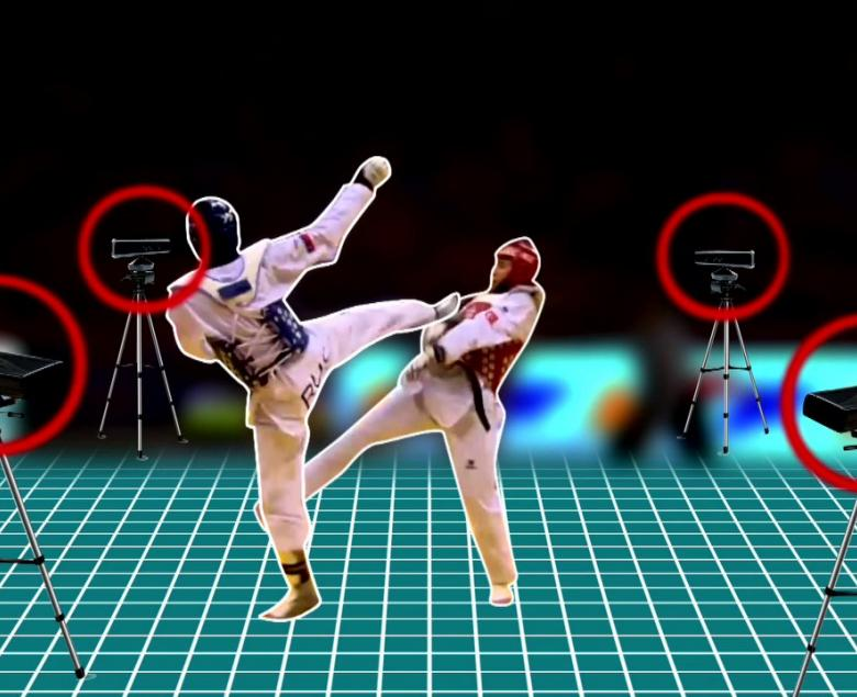Embedded thumbnail for Auto-Scoring & Management in Taekwondo