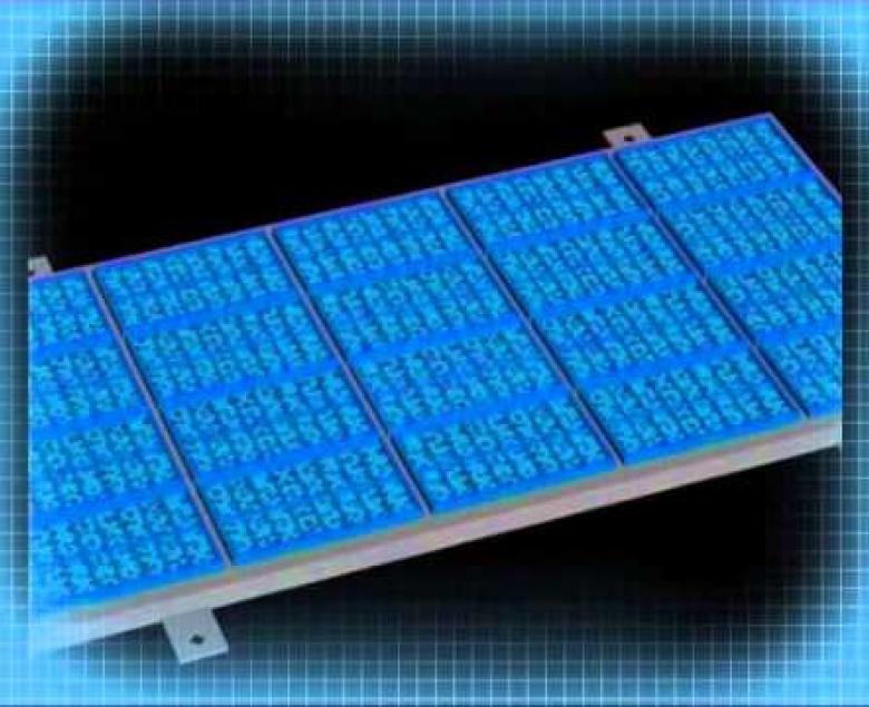 Embedded thumbnail for Solar Cells
